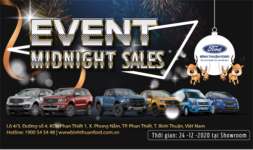 EVENT MIDNIGHT SALES